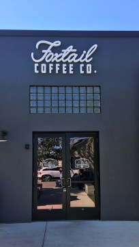 Foxtail Coffee Exterior