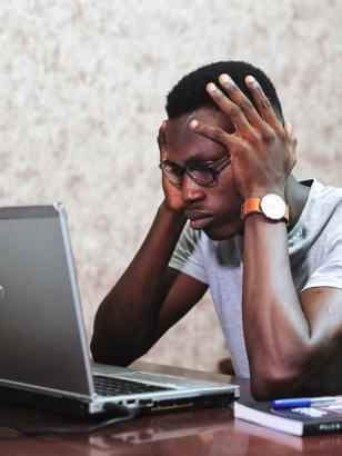 Job loss is stressful