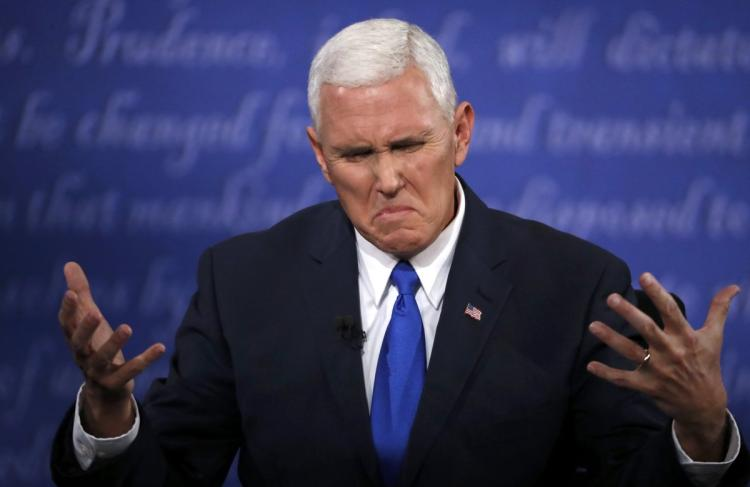 BREAKING NEWS- Mike Pence Will Change His Name to Mike Pants if He Gets 200k Retweets