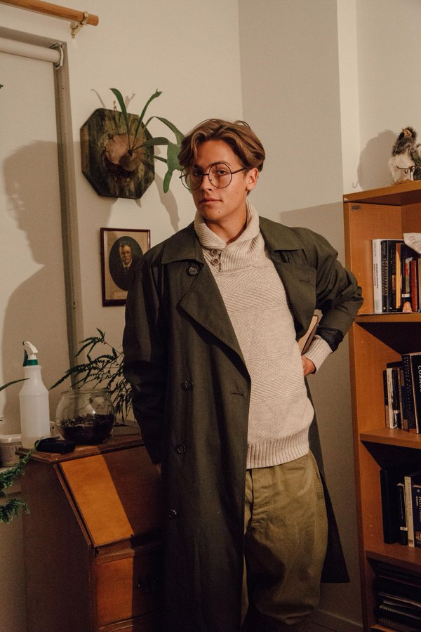 Cole Sprouse as Milo