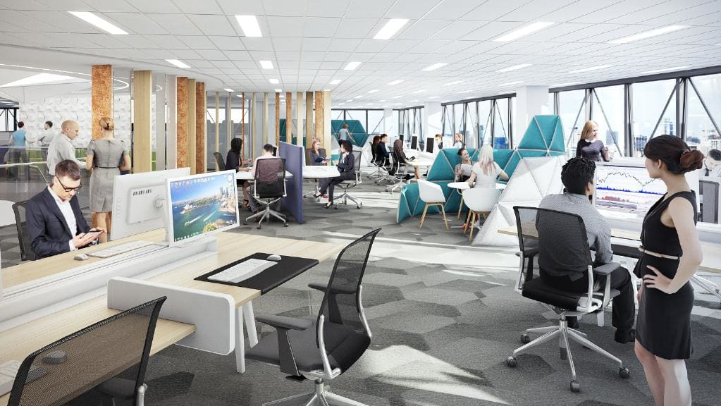 7 Surprising Benefits of Open-Plan Offices