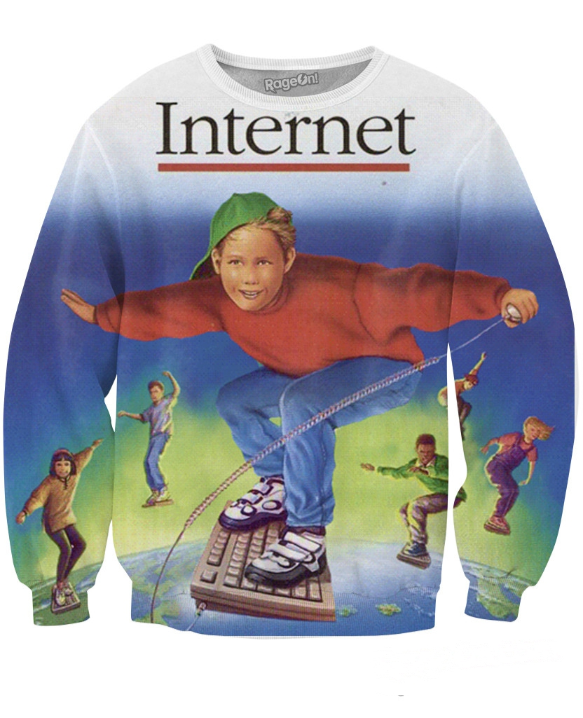 The 64 Best Things about the Internet: A Tribute