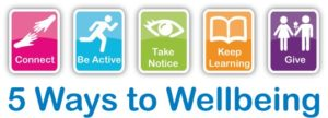 Five ways to Wellbeing Model