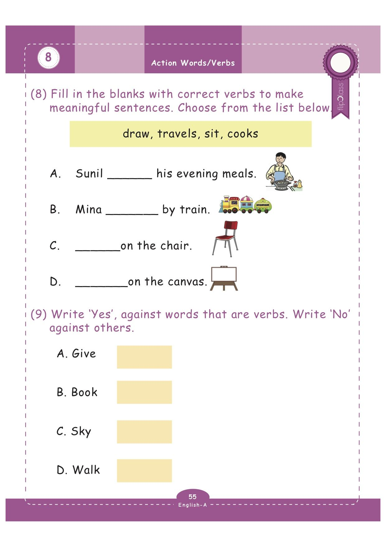 Worksheets For Grade 1 Flipclass Genius Kids These On