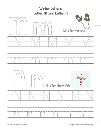 traceable letters