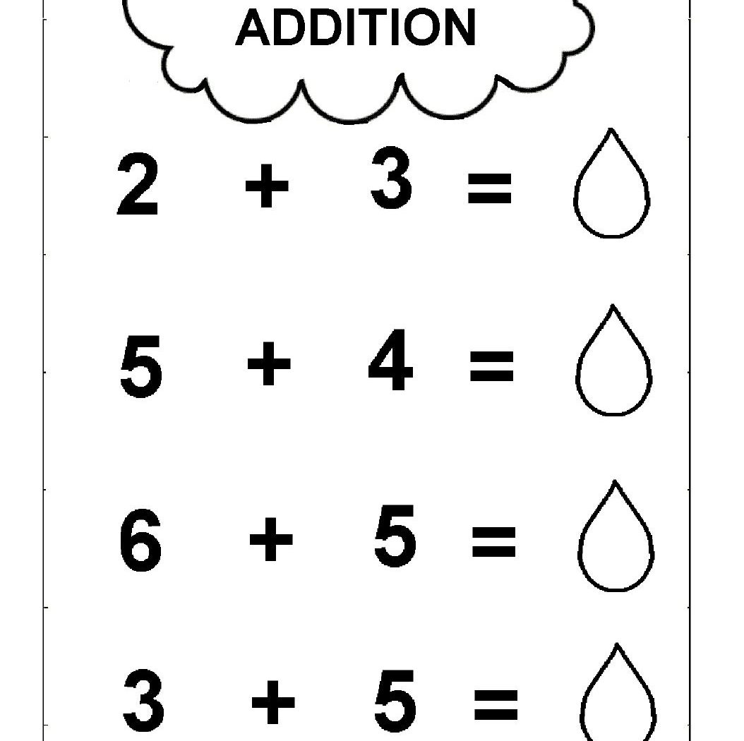 Free Printable Repeated Addition Worksheets For Kids