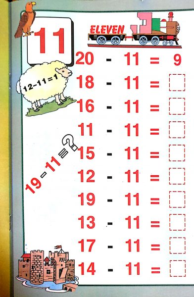Math Worksheets Subtraction
