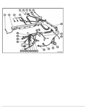 BMW Workshop Manuals > 3 Series E36 320i (M50) COUPE > 2 Repair Instructions > 61 General