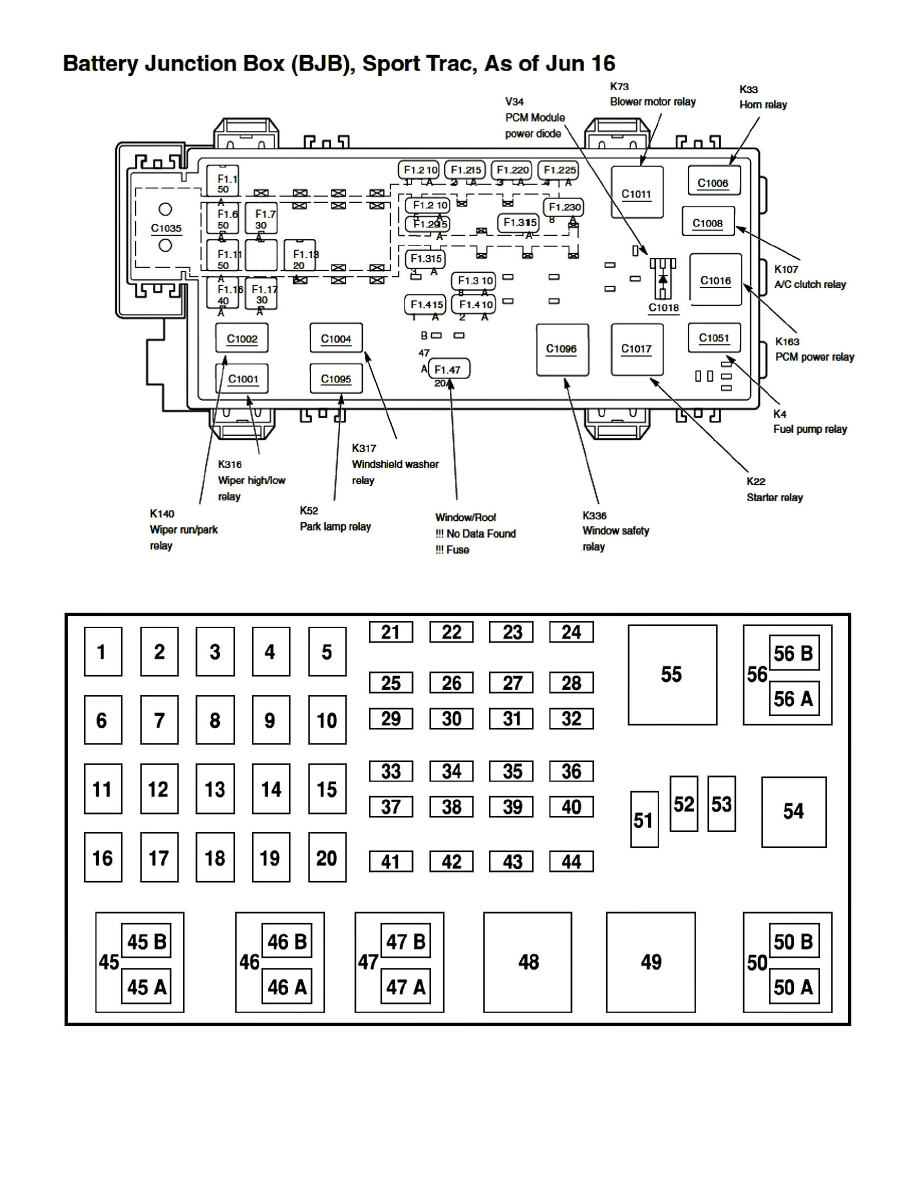 Ford Flex Fuse Box 18 Wiring Diagram Images Diagrams For 2011 2007 Explorer Xlt Efcaviation Com Page 2265003resize
