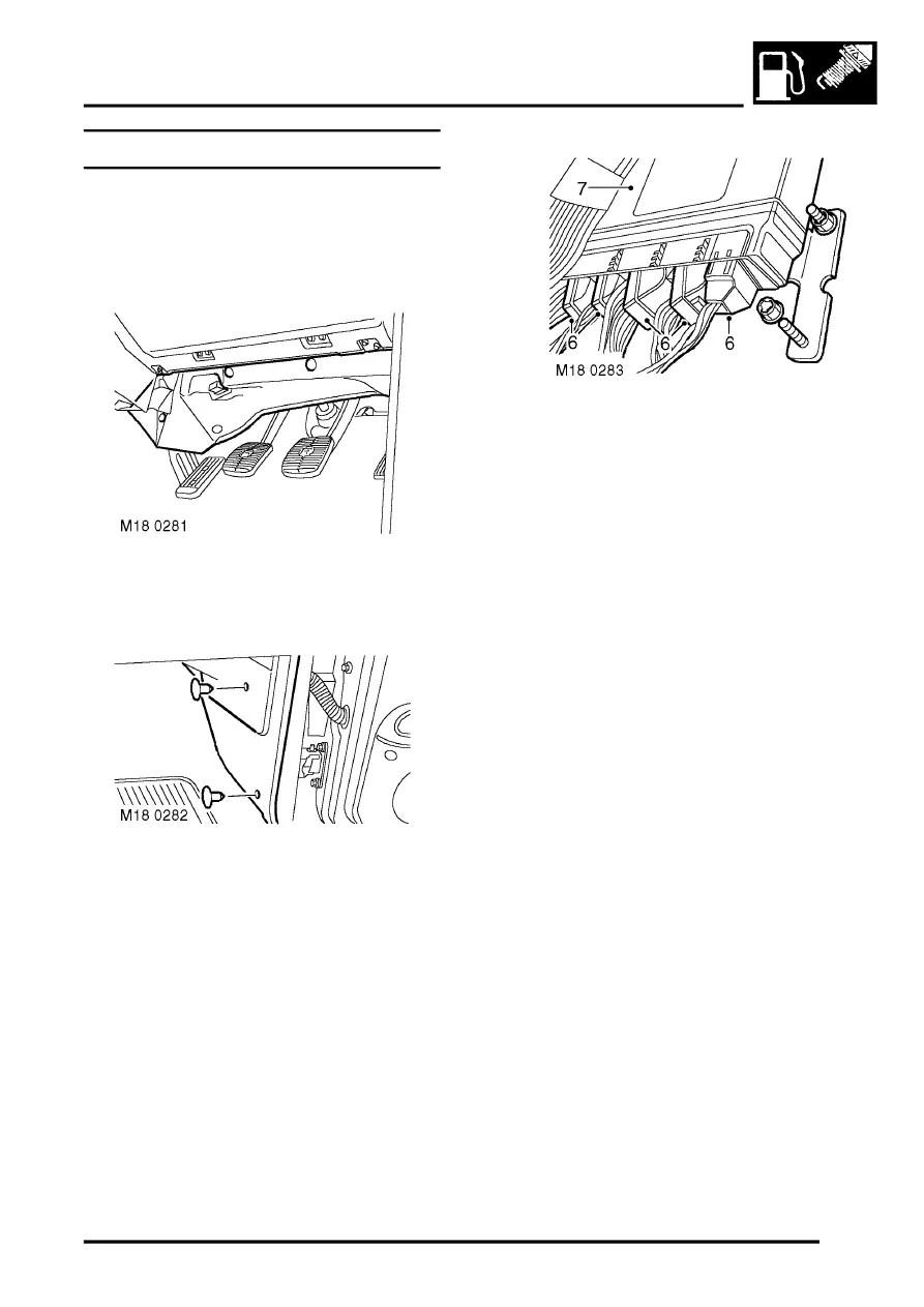 Array land rover workshop manuals u003e discovery ii u003e engine management rh workshop manuals