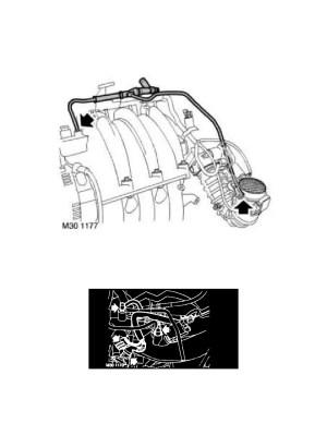 Land Rover Workshop Manuals > Freelander (LN) V625L (2004) > Engine, Cooling and Exhaust