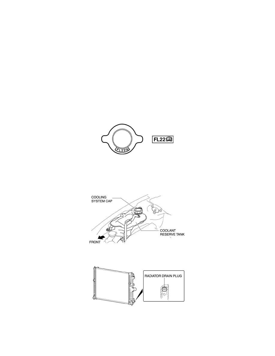 Mazda workshop manuals > 6 v6 37l 2009 > engine cooling and page 586001 page 1895 mazda 6 engine coolant diagram mazda 6 engine coolant diagram