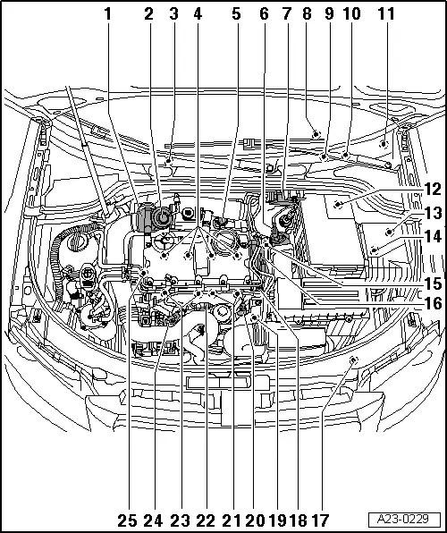 Seat Leon 2008 Fuse Box Location : 32 Wiring Diagram