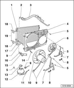 Skoda Workshop Manuals > Octavia Mk1 > Power unit > 1,674
