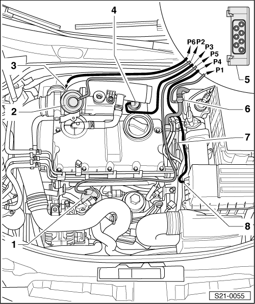 wiring diagram for skoda superb