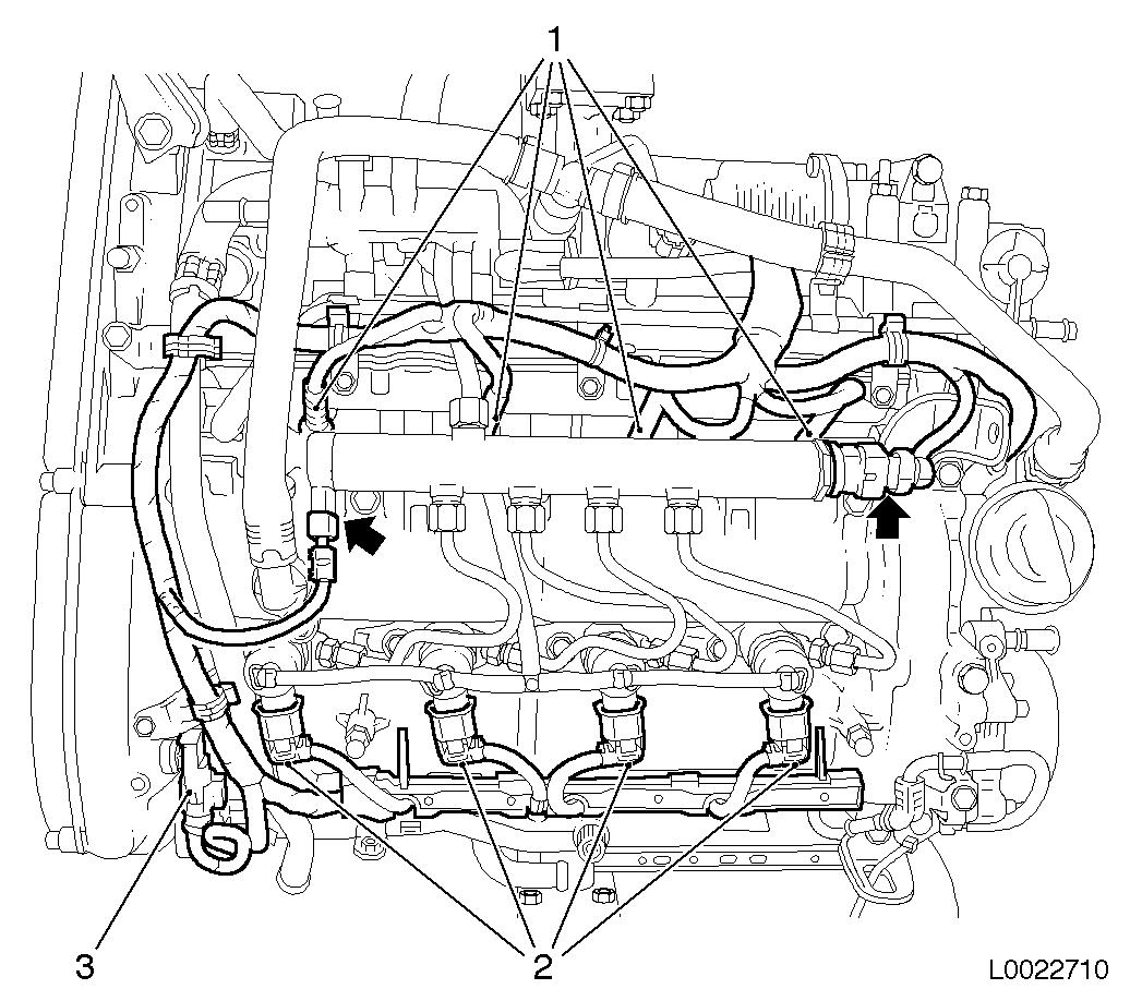 Vauxhall Workshop Manuals Gt Astra H Gt N Electrical Equipment And Instruments Gt Wiring Harnesses