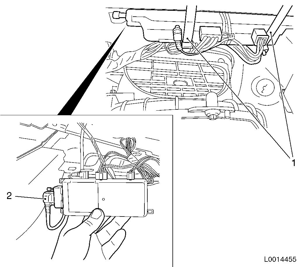 Vauxhall Workshop Manuals Gt Astra H Gt N Electrical Equipment And Instruments Gt Communication