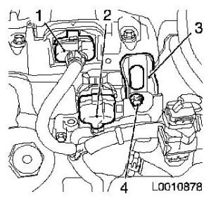 Vauxhall Workshop Manuals > Astra H > J Engine and Engine Aggregates > DOHC Petrol Engine