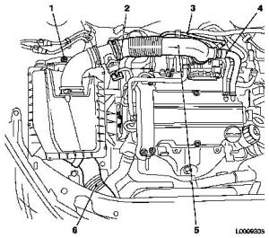 Vauxhall Workshop Manuals > Astra H > J Engine and Engine Aggregates > Cooling System > Water