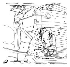 Vauxhall Workshop Manuals > Astra J > Engine > Engine Cooling > Repair Instructions > Radiator