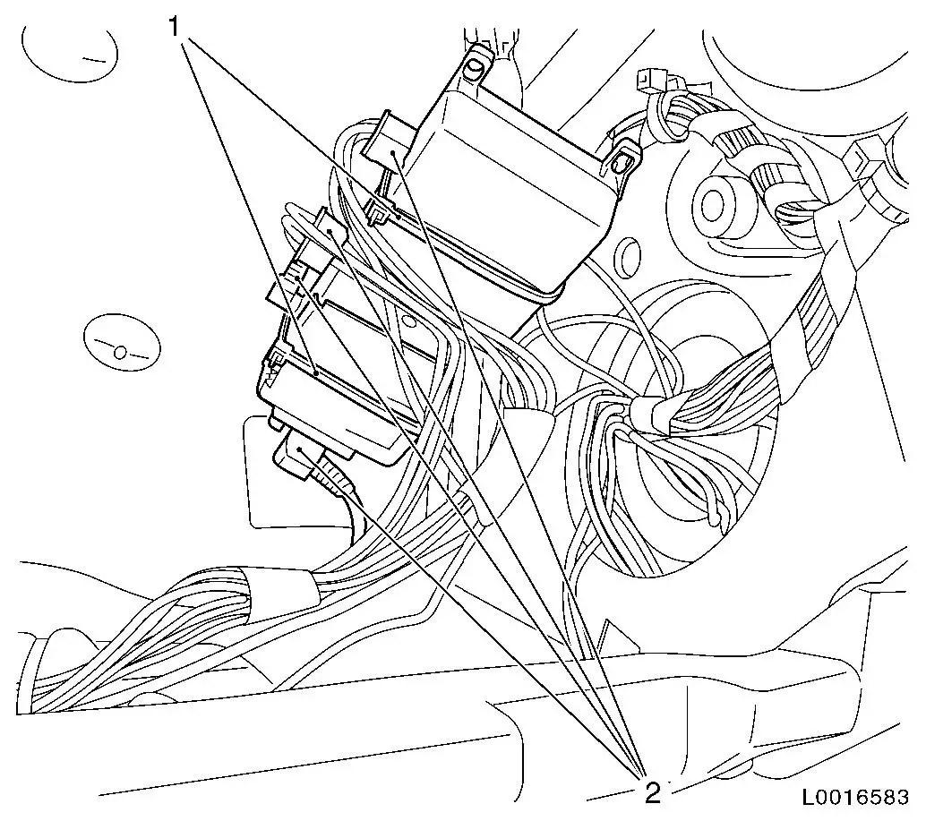 Vauxhall Workshop Manuals Gt Corsa C Gt N Electrical