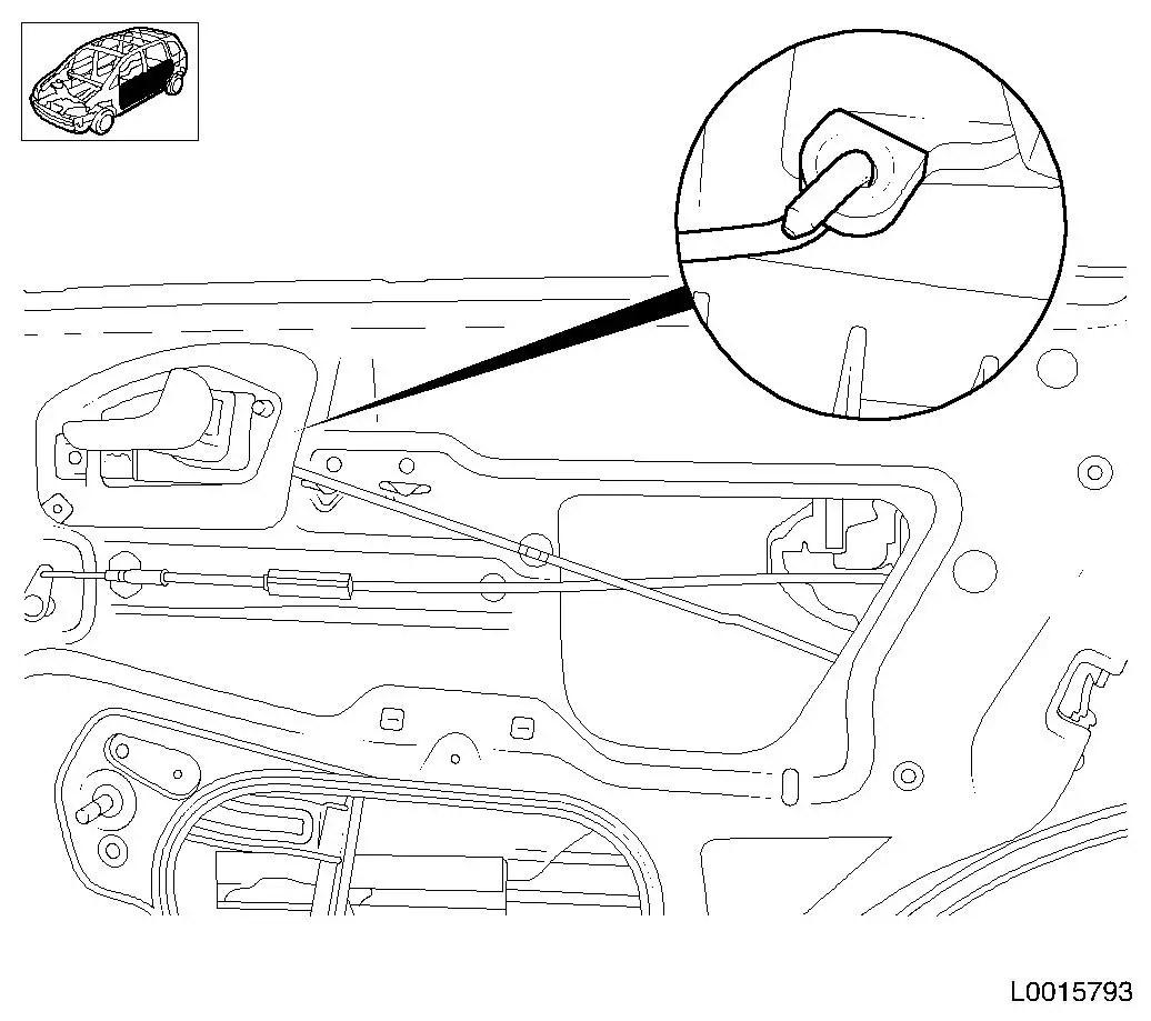 Vauxhall Workshop Manuals Gt Corsa C Gt C Body Equipment