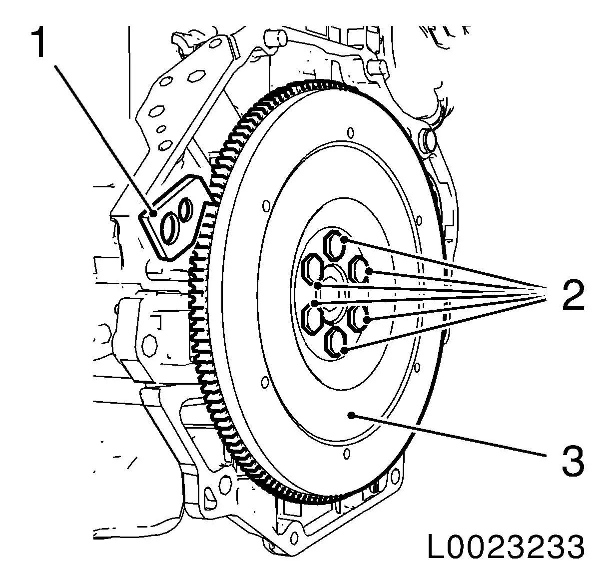 Vauxhall Workshop Manuals Gt Corsa D Gt J Engine And Engine