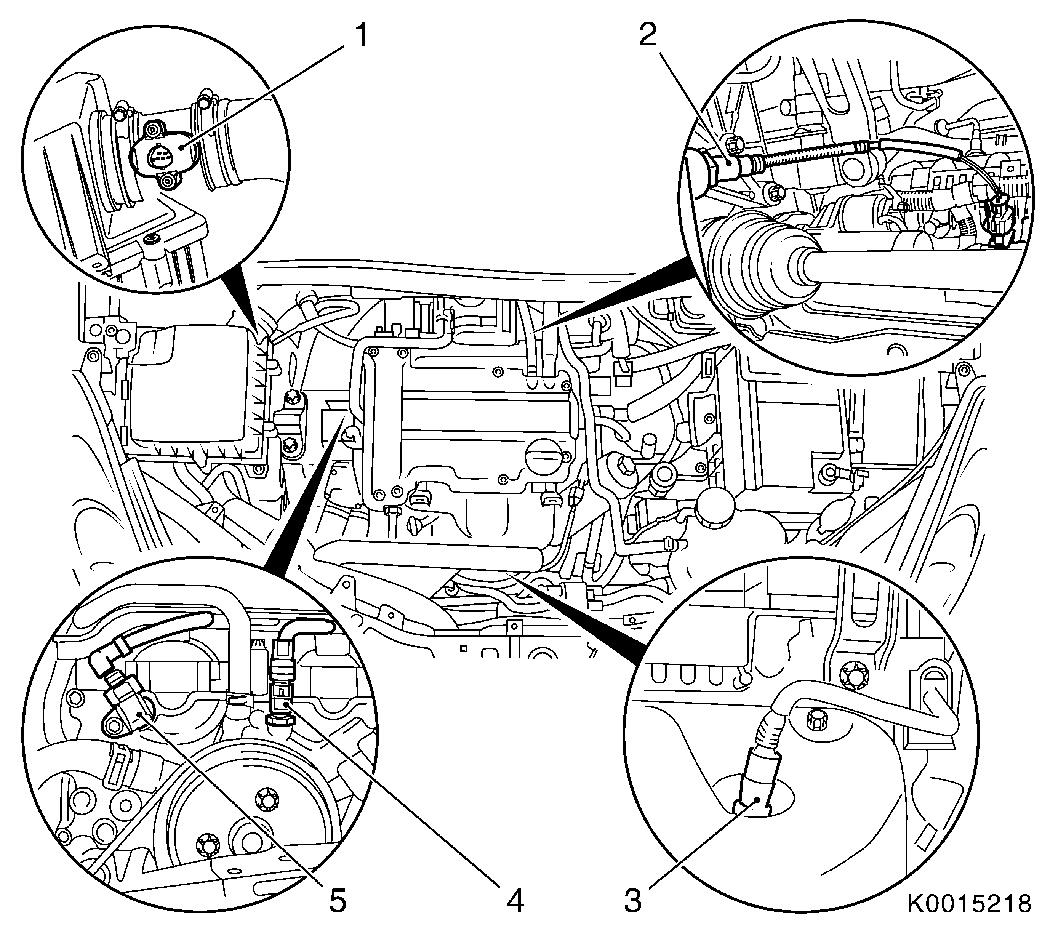 Zafira Door Wiring Diagram