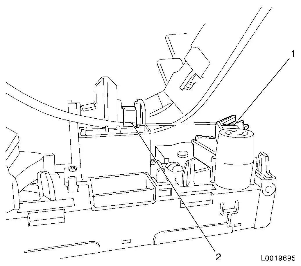 Vauxhall Workshop Manuals Gt Corsa D Gt C Body Equipment Gt Seats Upholstery Inner Trim Panels