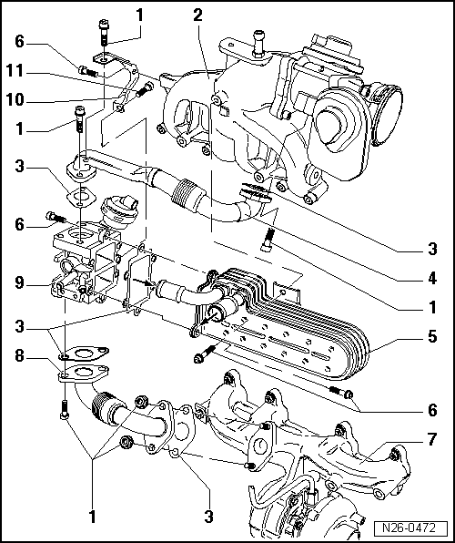 Volkswagen Firing Order