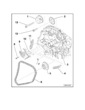 Volkswagen Workshop Manuals > Jetta L525L (BGP) (2006