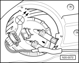 Volkswagen Workshop Manuals > Passat (B3) > Power unit > 4cyl fuel injection engine (2valve