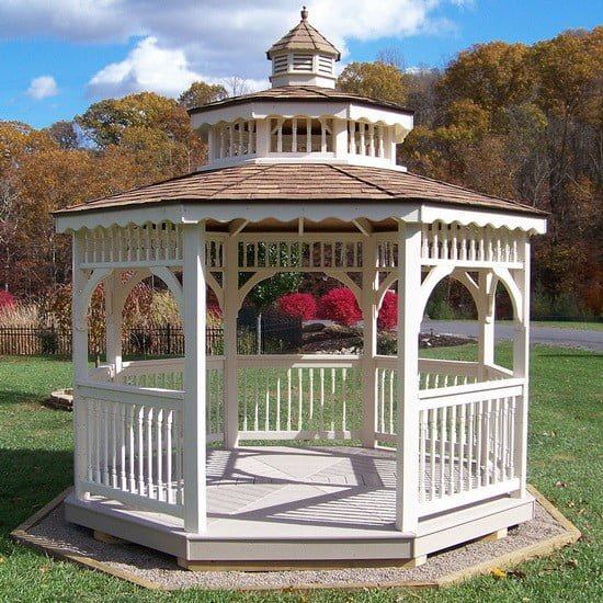 Harga Gazebo Model Country