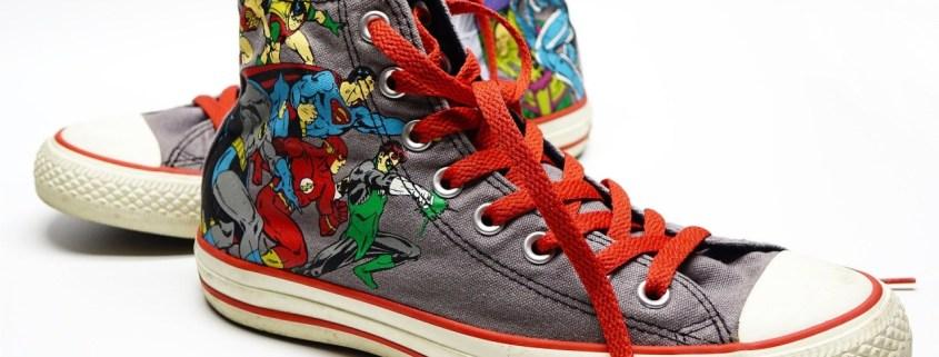workshop sneakers pimpen