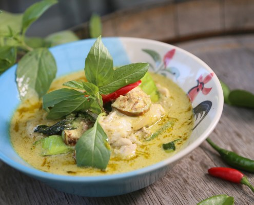 workshop Thais koken