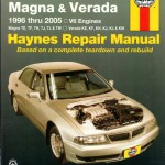 Mitsubishi Magna Verada 1996 2005 Haynes Service Repair Manual Sagin Workshop Car Manuals