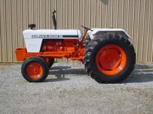 JI Case & David Brown Farm Tractor Owners Service & Repair