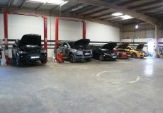 Intensive Car Care Garage