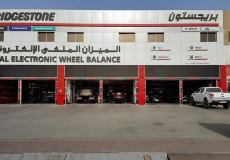 Royal Electronic Wheel Balance