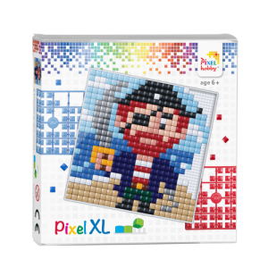 41035 Pixel XL set piraat