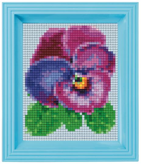31331 geschenk set pixel viooltje