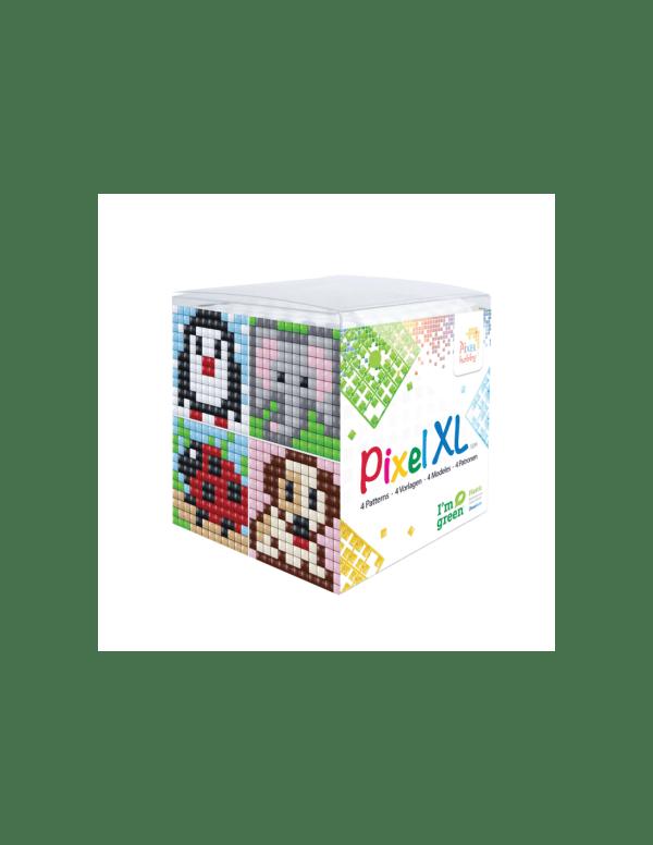 Pixelhobby XL kubus dieren III