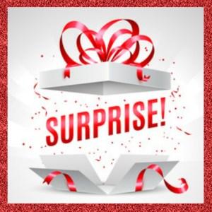 Surprise doos