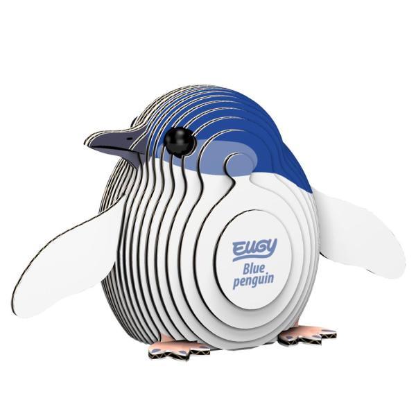 eugy 3d puzzel pinguïn