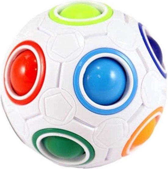 Magic cube ball