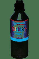 glitterverf zilver 300 ml