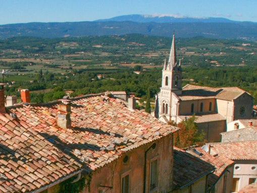 Views of French Rooftops