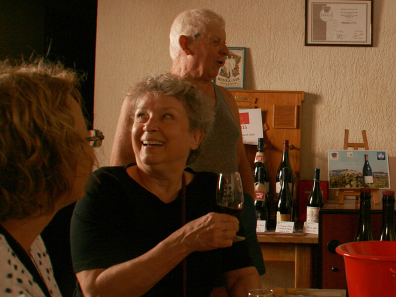 Wine Tasting at The Chateau
