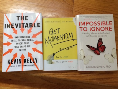 3 nonfiction books for summer reading