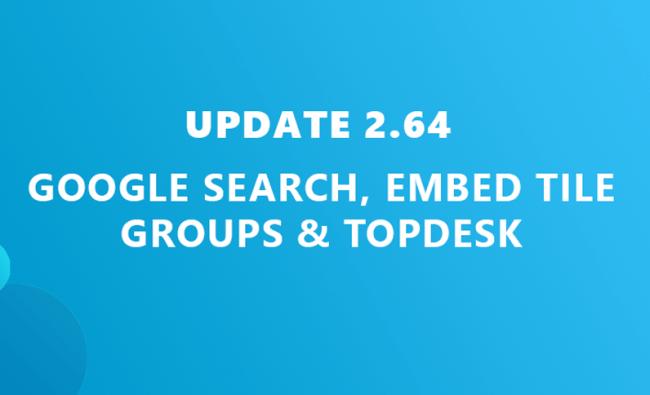 Update 264 English Workspace 365